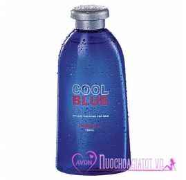 NƯỚC HOA NAM AVON COOL BLUE ENERGY 150ML